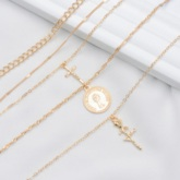 Romantic E-Plating Holiday Necklaces