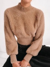 Warm Keeper Shaggy Women's Sweater