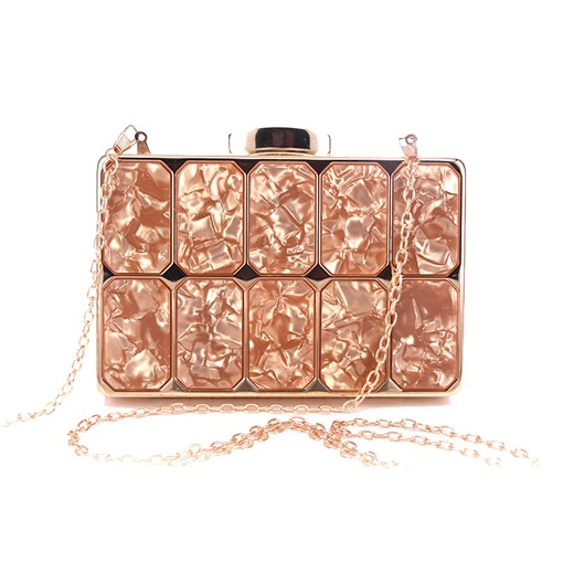 Rectangle Banquet Versatile Clutches & Evening Bags