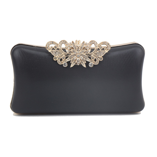 Rectangle Banquet Rhinestone Clutches