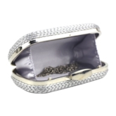 Banquet Hasp Rectangle Clutches & Evening Bags
