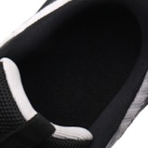 Patchwork Platform Lace-Up Round Toe Men's Sneakers