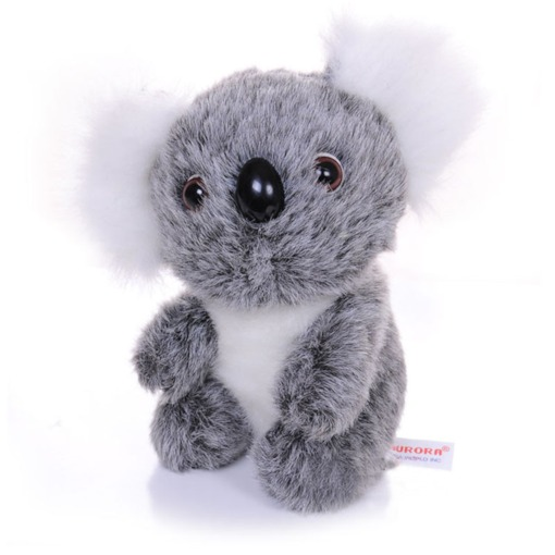PP Cotton Short Floss Koalas Plush Nano Doll