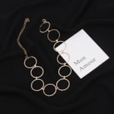 E-Plating European Party Choker Necklace