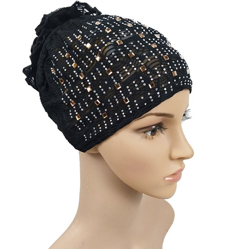 Cotton Rivet Turbans