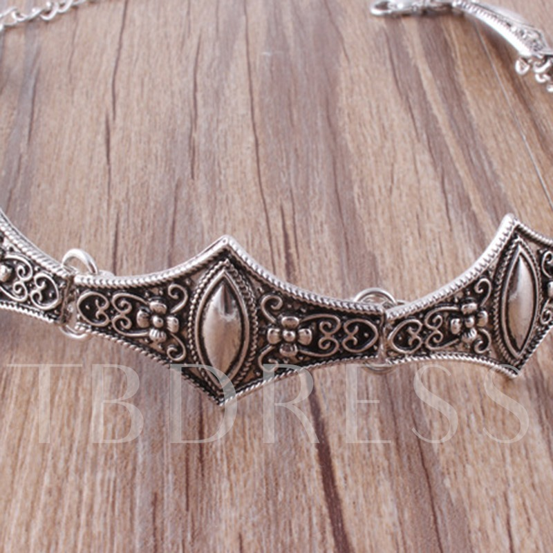 E-Plating Vintage Sexy Pendant Necklace