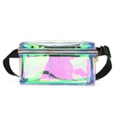 PVC Thread Women Waist Bags