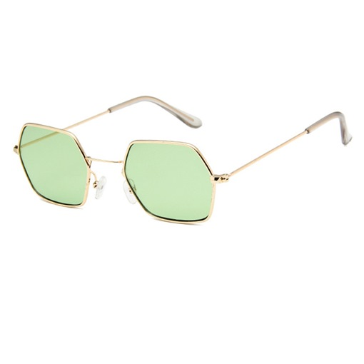 Wrap Resin Fashion Sunglasses