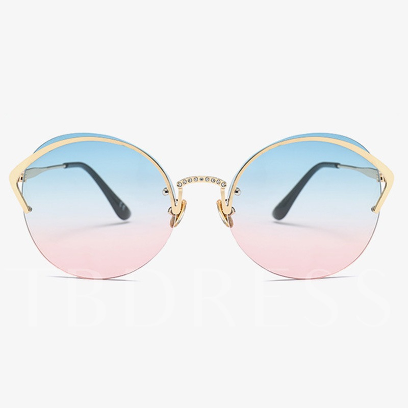 Cat Eye Fashion Poly Carbonate Sunglasses Summer