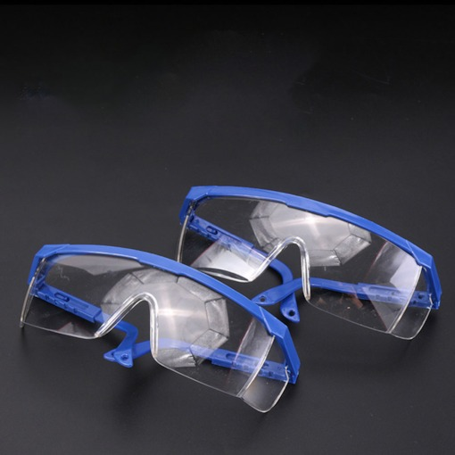 Cycling Eyewear Anti-Droplet Anti-Dust And Protective Eyewear Transparent