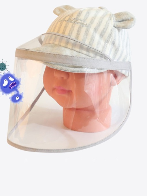 Baby Cap Anti-droplet Pure Cotton Cute Super Adorable Protective Children Fisherman Sun Protection