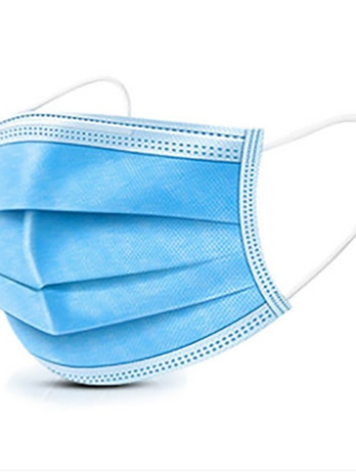 Disposable Face Mask Anti-Dust Earloops Mouth Mask