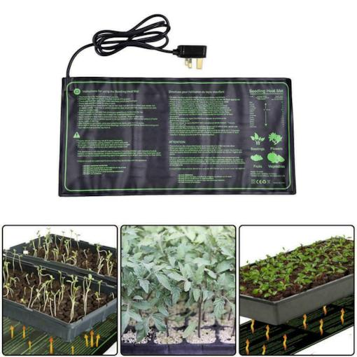 Flower Planting Tools Plastic Grow Bags