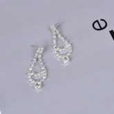 Diamante Earrings Sweet Anniversary Jewelry Sets