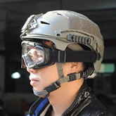 Goggles and Goggles with Helmet Style