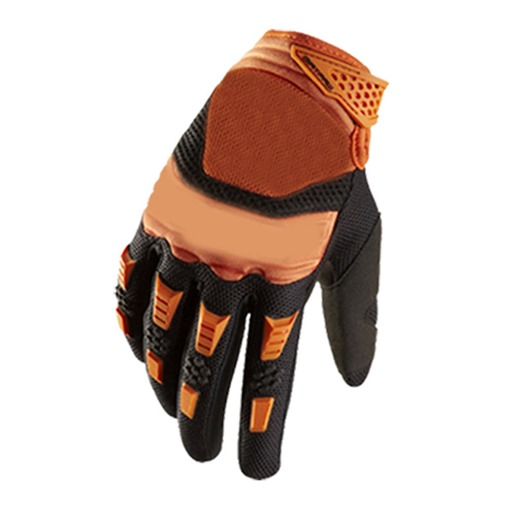 Full Finger Polyester WearableThermal Windproof Motorcycle Gloves