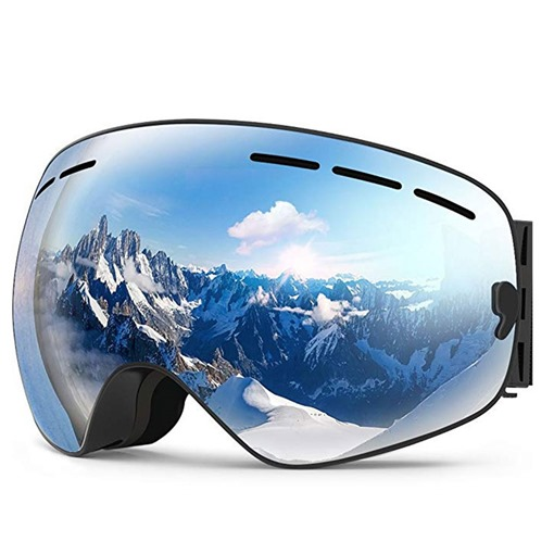 Windproof Skiing Protection Safety Glasses