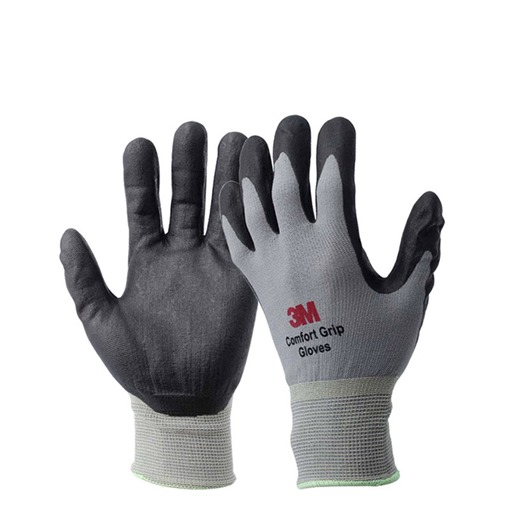 3M Labor Protection Gloves Comfortable Anti-Slip Wear-Resisting Electric Welding Gloves Adhesive Work Gloves