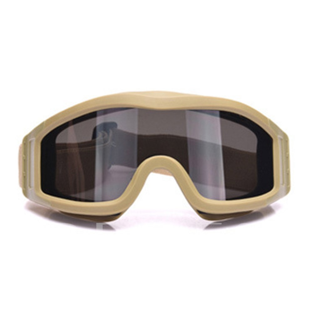 Impact Protection Bulletproof Glasses Sandproof Goggles