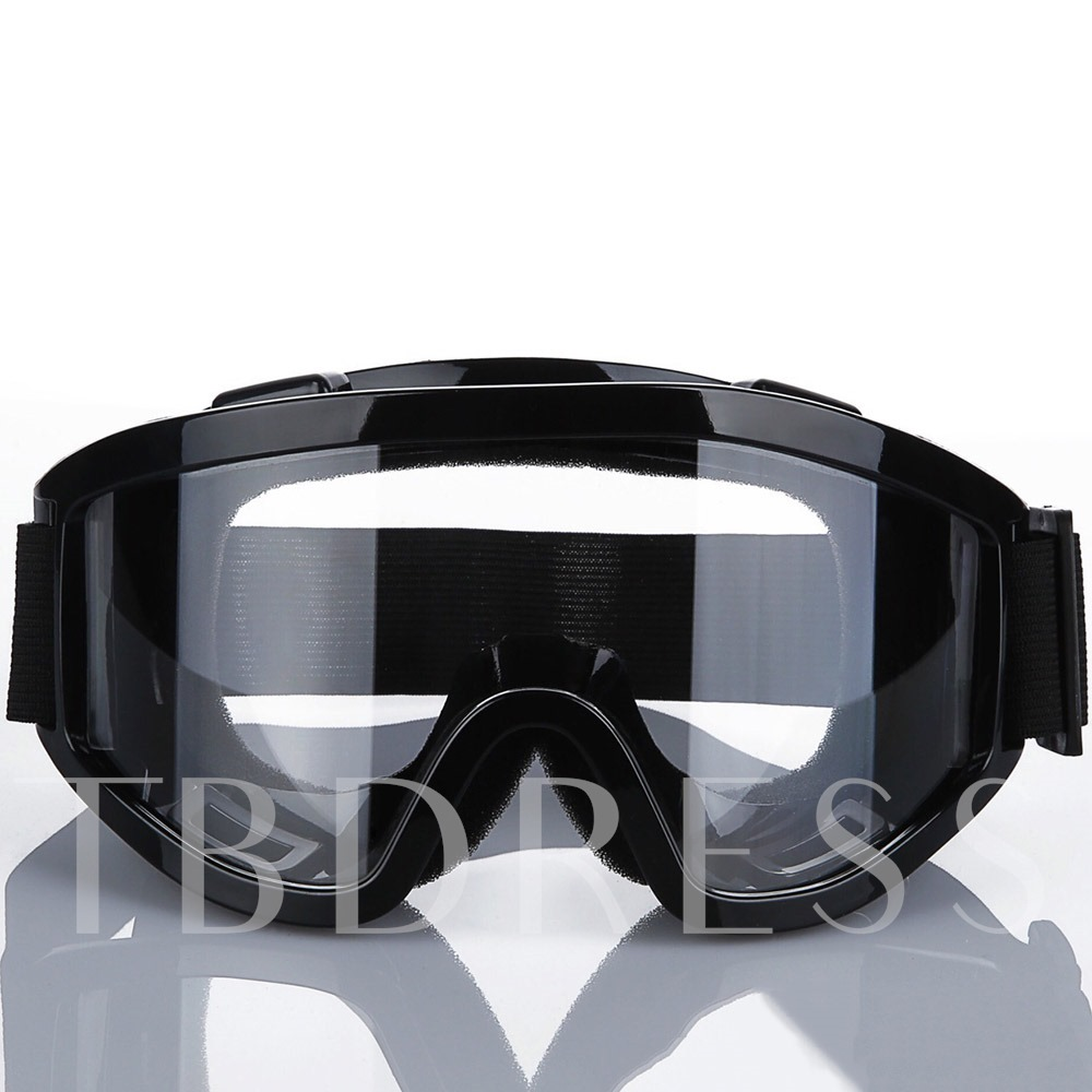 Anti-Fog Goggles Transparent Protective Glasses Eye Mask Labor Protection Dust Wind Sand Impact And Splash Prevention