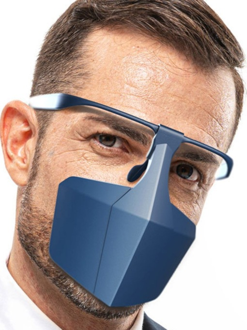 Dustproof Anti-Splash Face Shield Household Use