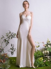Sleeveless Sequins Trumpet/Mermaid Floor-Length Formal Evening Dress 2020