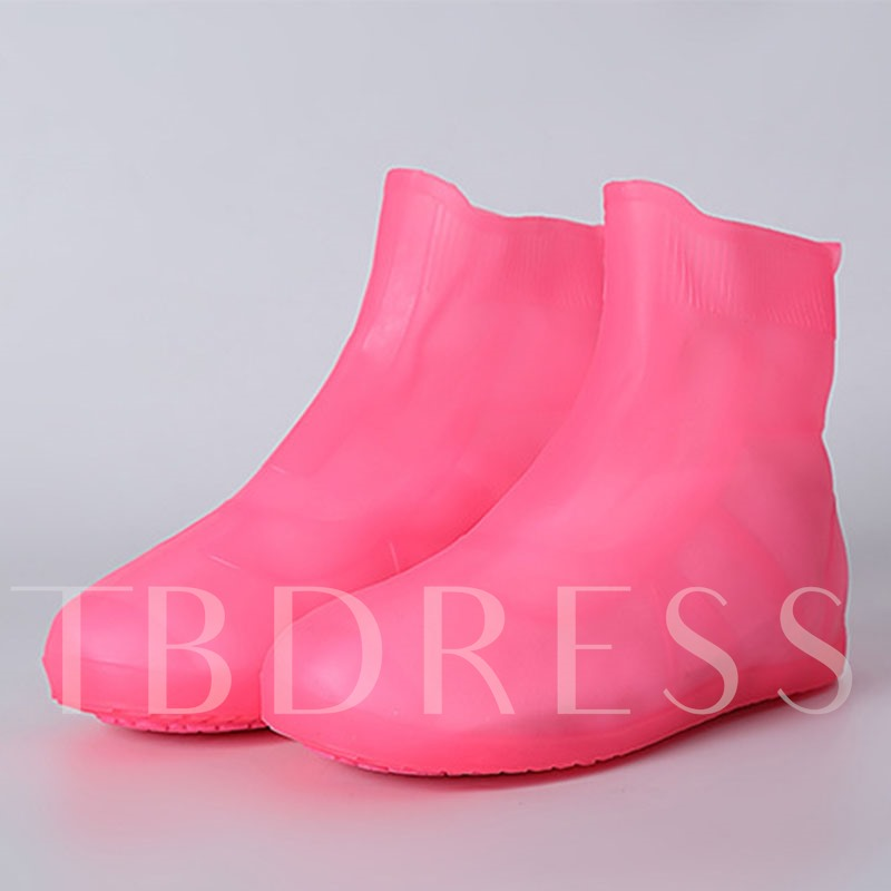 Outdoor Non-slip Thick Wear-Resistant Silicone Rain Boots