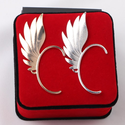 Wing European Alloy Party Earrings