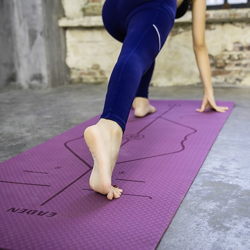 Soft Home Essentials Exercise Yoga Mat