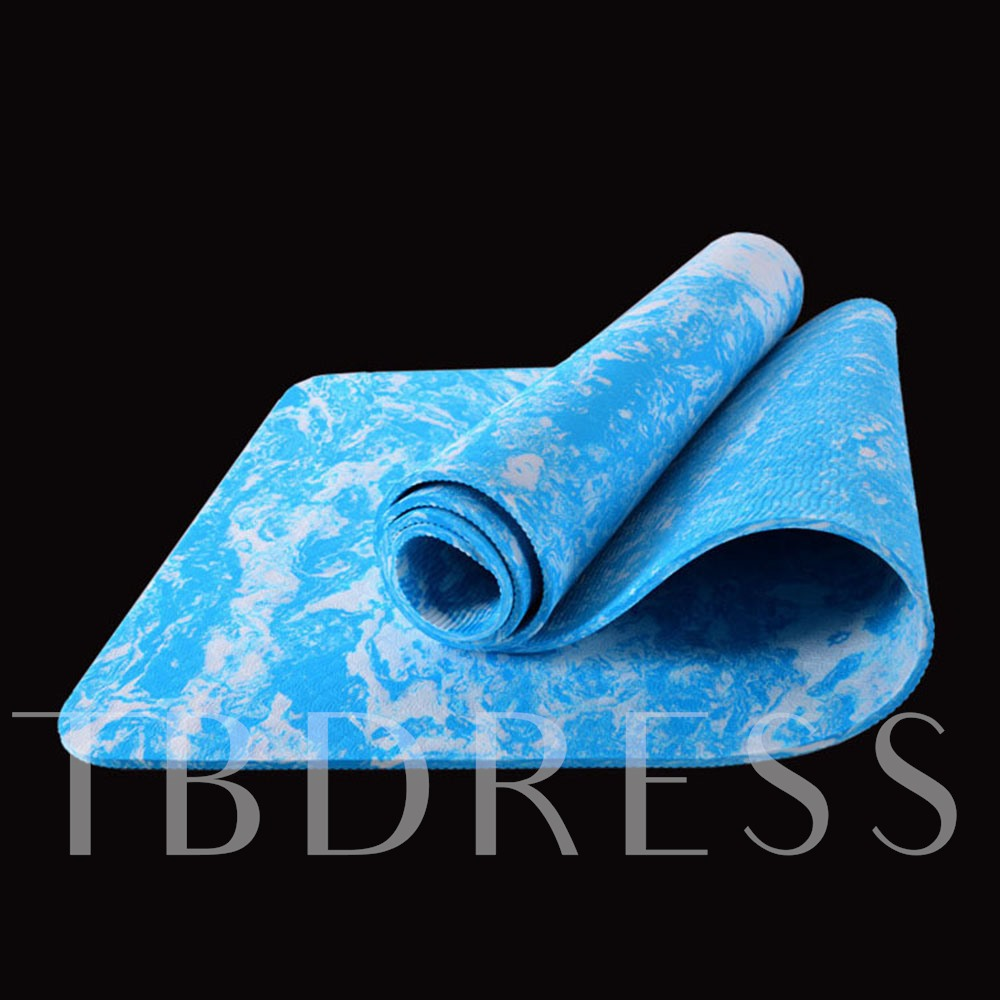 Blue6mm Fitness Yoga Mat