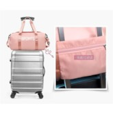 Travel European PU Tote Bags Three Bags Set