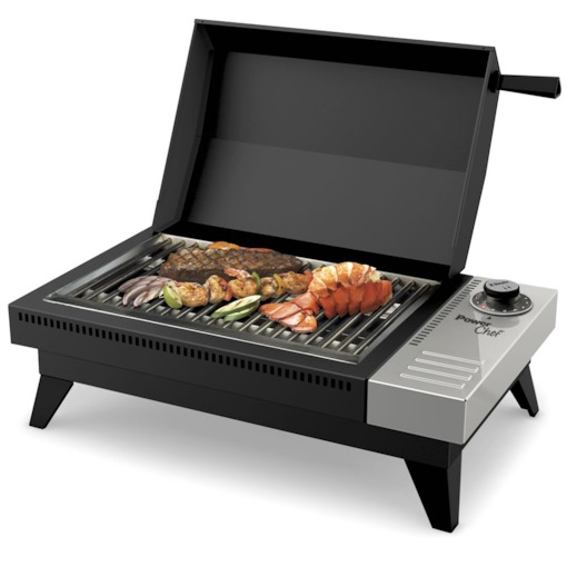 Charcoal Rectangle Applicable People Number 2-3 BBQ Grills