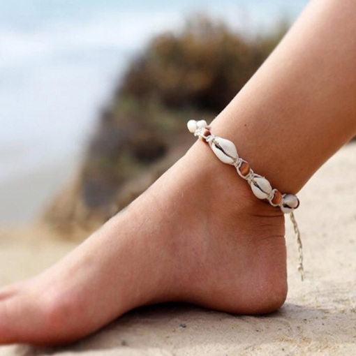 Sweet Woven Female Anklets Anklets