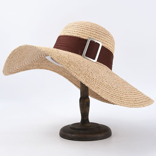 Straw Plaited Article Straw Hat Casual Spring Hats