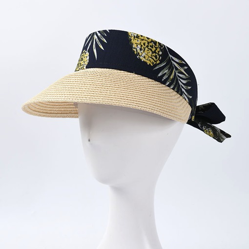 Sun Hat Straw Plaited Article Casual Plant Hats