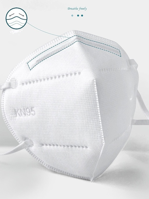 KN95Masks Dustproof and Breathable Disposable Anti-Fog N95 Protective Masks