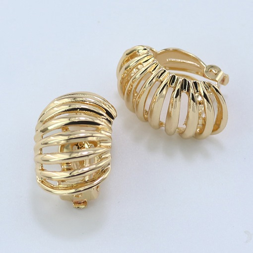 Alloy Vintage E-Plating Party Earrings