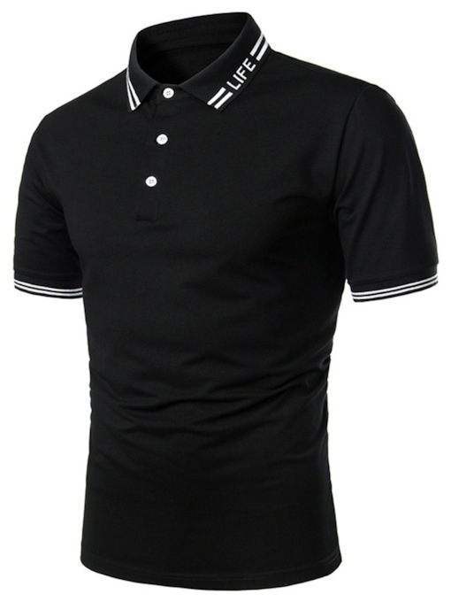 Casual Men's Polo Shirt