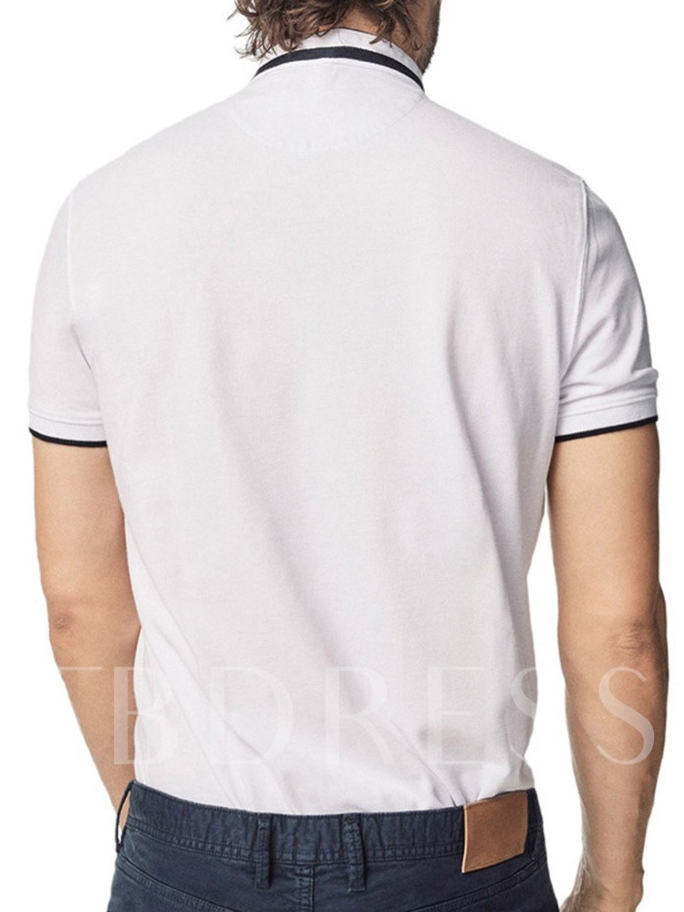Casual Standard Men's Polo Shirt