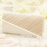 Fashion Plain Banquet Polyester Clutches & Evening Bags