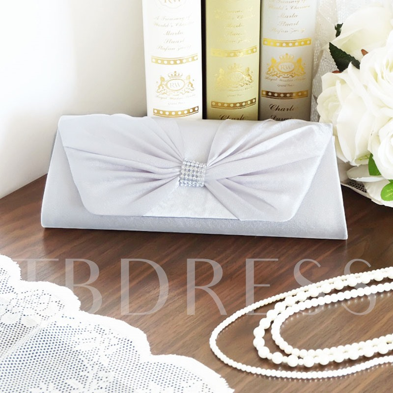 Banquet Polyester Envelope Clutches & Evening Bags