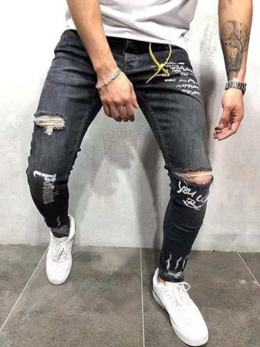 jeans casuales para hombre