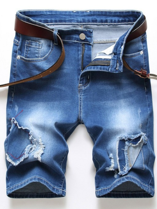 Loose Straight Casual Men's Jeans