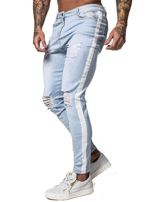 Spring Denim Casual Men's Jeans