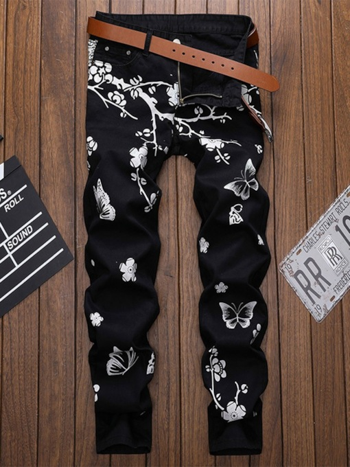 Print Four Seasons Men's Casual Pants
