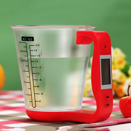 Multifunctional Kitchen Electronic Measuring Cup
