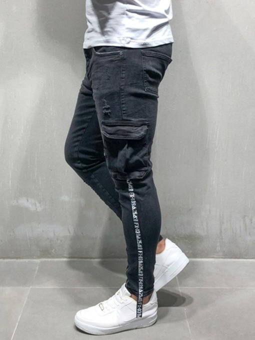 Pencil Pants Casual Men's Casual Pants