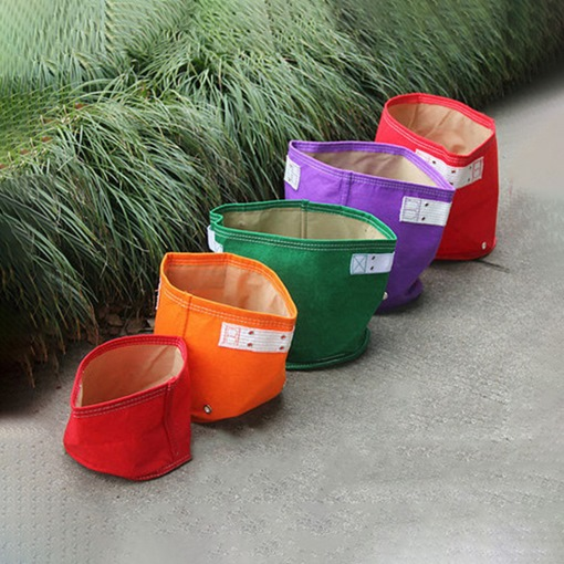 Floor Mounted Felt Cloth Planting Grow Bags