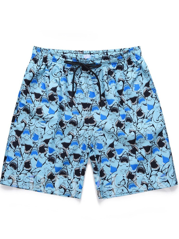 Animal Pants Casual Print Fall Men's Outfit