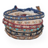 Woven Ethnic Unisex Wedding Party Bracelets